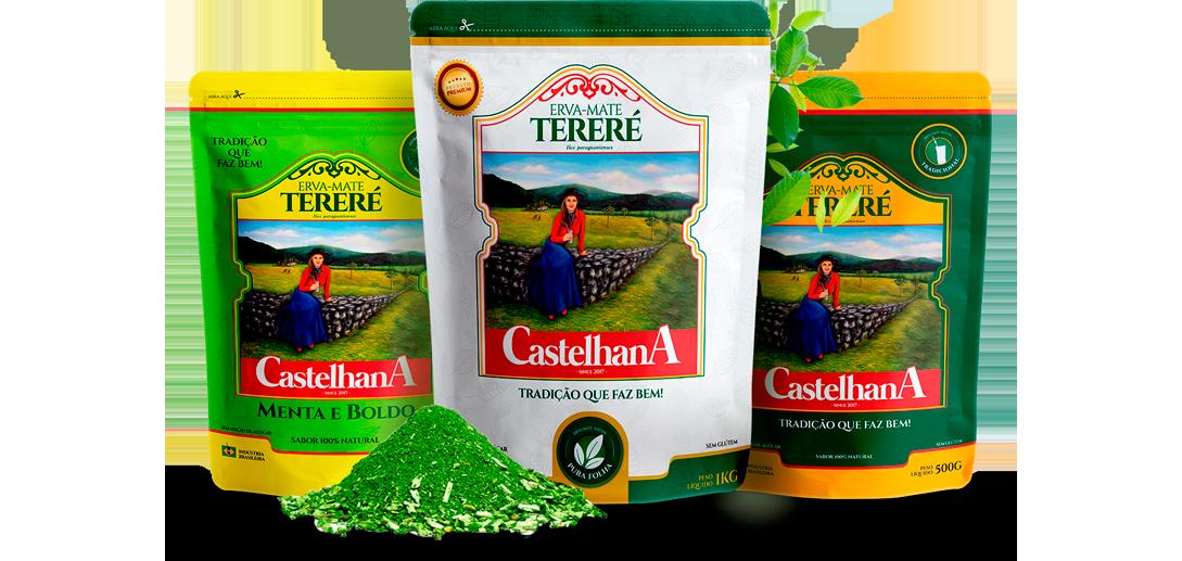 Erva-Mate Castelhana